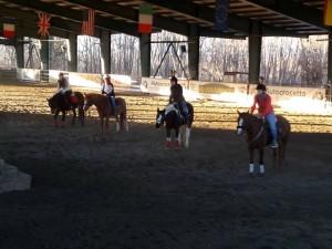 Festa di Natale 2017 Rolanda Quarter Horses